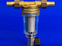 Установка фильтра механической (предварительной) очистки
