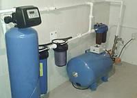 Установка и обвязка гидроаккумулятора ( гидрофора )