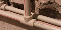 Демонтаж металлопластиковых и пластиковых  труб водоснабжения