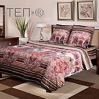 Двуспальный комплект постельного белья Рокко