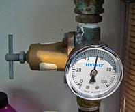 Установка редуктора давления воды