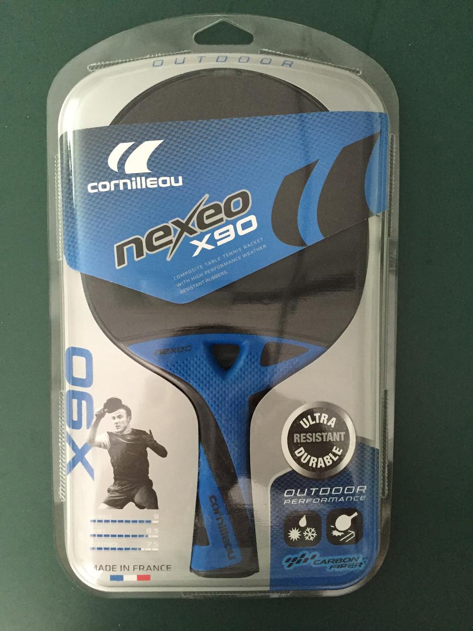 Ракетка для настольного тенниса Cornilleau Nexeo X90 Outdoor