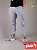 Зимние штаны мужские Punch Jog grey