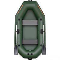 K-240 Надувная лодка гребная двухместная Kolibri серия Standart (без настила)