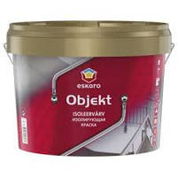 Краска Objekt Eskaro 0.9л – Изолирующая акрилатная краска.Объект Эскаро.