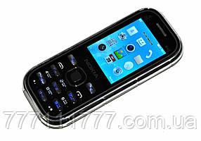 """Мобильный телефон Nokia M65 2.4"""" (2 SIM) black черный FM, MP3! Гарантия!"""