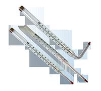 Термометр ТТЖ-М ИСП.1П-1 прямой L-160мм D-66мм (0...+50)