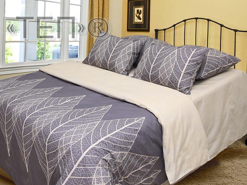 Двуспальный комплект постельного белья Хевея