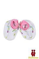 Пинетки для новорожденных (интерлок), фото 1