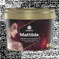 Краска Mattilda Eskaro 9.5л – Бархатисто-матовая моющаяся интерьерная краска. Матильда Эскаро