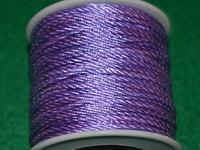 Капроновый шнур 3 мм  сиреневый  20164
