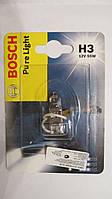 Автомобильная лампа Bosch Pure Light H3 12V 55W (1987301006)