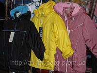Демисезонные  куртки на флисе ,  цвета разные