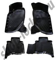 Коврики в салон Great Wall Hover H5 (10-) АКПП 3D, Lada Locker