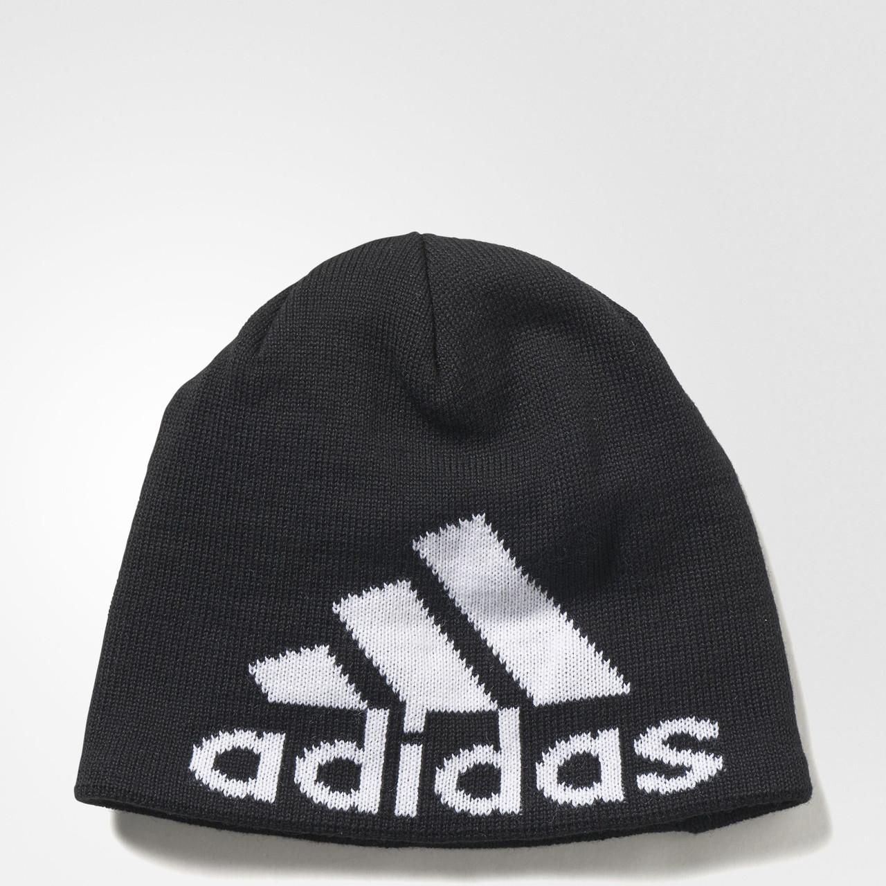 Купить Шапка Adidas Knit Logo (Артикул  S94127) в интернет магазине ... f143becaec8c9