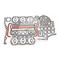 Р/к двигателя ЯМЗ 236 (полн.компл.) (25 наим.) (пр-во Украина)