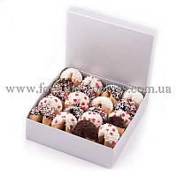 Печенье с предсказаниями «Респект», в шоколадной глазури, 20 шт. в наборе