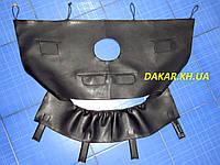 Чехол на решётку радиатора Ниссан ИксТрейл 2007-2012 Nissan X-Trail
