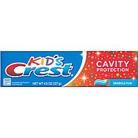 Зубная паста Crest Kids Cavity Protection Sparkle Fun Flavor  - детская зубная паста от кариеса, фото 1
