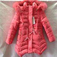 Модное пальто для подростка девочки