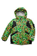Фирменная зимняя куртка для мальчиков Размер 128 - 8 лет