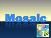 Среда программирования Mosaic
