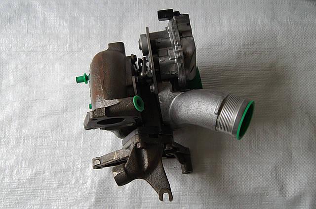 Турбина ККК К04 / ТКР Audi A4 / ТКР Audi Q7 / ТКР Volkswagen Touareg / Модель: ТКР ККК К04 / KKK BV5, фото 2