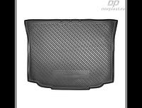 Коврик в багажник Skoda Roomster (06-) полиур. (NORPLAST)