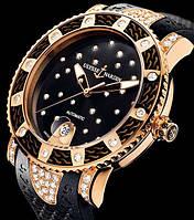 Женские механические наручные часы Ulysse Nardin Lady Diver ААА класс