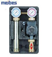 Насосная группа Meibes D-UK 1* c насосом Grundfos UPS 25-60 (Huch EnTEC) 101.10.025.01GF