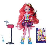 Кукла пони поющая Пинки пай Радужный рок My Little Pony Equestria Girls Singing Pinkie Pie Doll, фото 1