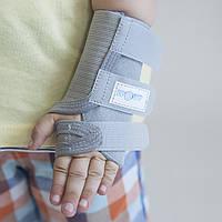 Бандаж на лучезапястный сустав Размер- 1,2 лАлком 3007 KidsБандаж променевозапястного суглобу еластичного kids