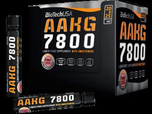 BioTech USA AAKG 7800 20x25ml