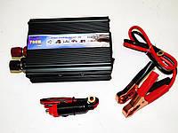 Преобразователь напряжения (инвертор) 12-220V 700W. Отличное качество. Интернет магазин. Код: КДН833