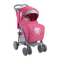 Коляска прогулочная Lorelli FOXY Pink Kitten