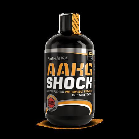 BioTech USA AAKG Shock Extreme 500ml