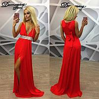 Платье вечернее длинное  Р 1043
