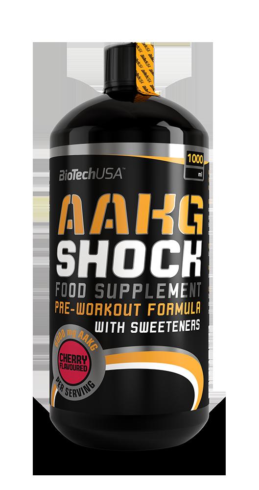 BioTech USA AAKG Shock Extreme 1000ml