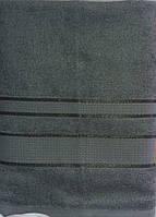 Полотенце махровое сауна 100х150 100% хлопок разные цвета 150.0, Банное, 400.0, Нет, Нет, Узбекистан, 100, Серый, 100.0