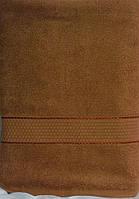 Полотенце махровое сауна 100х150 100% хлопок разные цвета 150.0, Банное, 400.0, Нет, Нет, Узбекистан, 100, Коричневый, 100.0