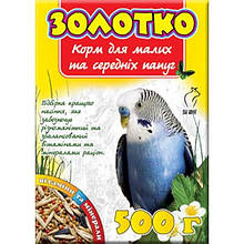 Корм для попугаев «Фруктовое ассорти» (500 гр)