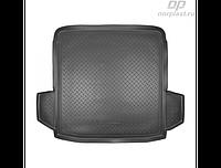 Коврик в багажник Volkswagen Passat B6 SD (05-11) полиур.