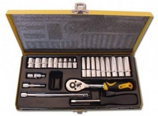 Набір ручних інструментів Сталь AT-2314, фото 2
