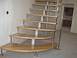 Лестницы из нержавеющей стали, фото 4