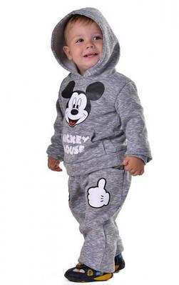 Дитячі теплі костюми