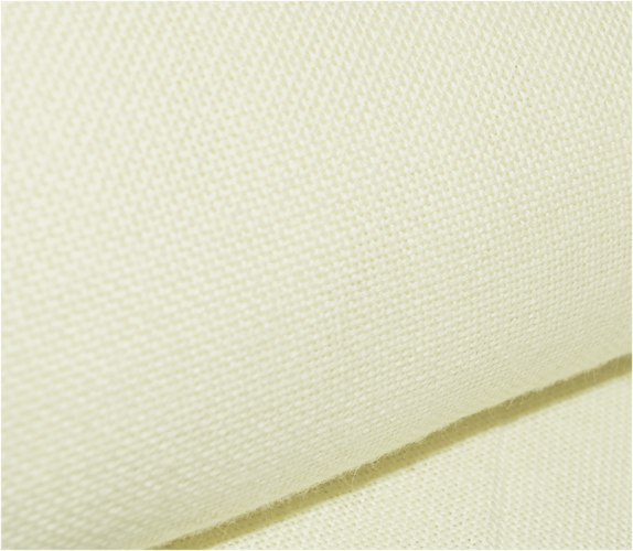 Домотканое полотно, молочная, 50*70см