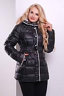 Пуховик - куртка женская теплая размер 50,52,54,56,58