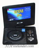 DVD-плеер портативный Opera OP-7011. Оптом! В наличии! Украина!, фото 1