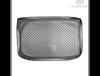 Коврик в багажник Mercedes A (W169) HB (04-08) полиур. (NORPLAST)