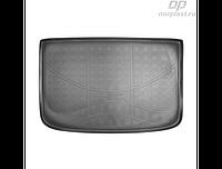 Коврик в багажник Mercedes A (W176) HB (12-) полиур. (NORPLAST)
